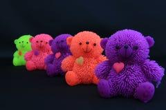 Ursos da cor Fotos de Stock
