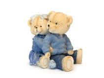 Ursos da peluche Fotografia de Stock Royalty Free