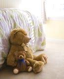 Ursos da peluche. Imagem de Stock Royalty Free