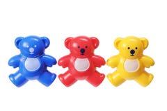 Ursos da peluche Fotos de Stock