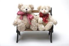 Ursos da peluche Foto de Stock