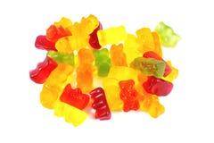 Ursos de Gummi Imagens de Stock