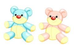 Ursos do encarregado Imagens de Stock Royalty Free
