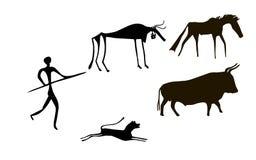Ursprüngliche Herde Stockfotos