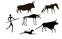 Ursprüngliche Herde Lizenzfreie Stockfotos