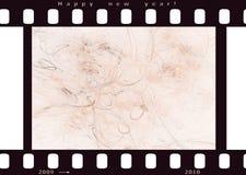 Ursprüngliche Schablone für Ihren Glückwunsch Lizenzfreie Stockbilder