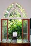 Ursprüngliche Schreibmaschine an Hermann Hesse-Museum in Montagnola lizenzfreie stockfotos