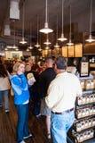 Ursprüngliche Starbucks speichern in Seattle Lizenzfreie Stockfotos