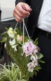 Ursprünglicher Blumenblumenstrauß. lizenzfreie stockbilder