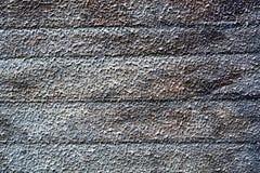 Ursprünglicher grauer Hintergrund Makronahaufnahmewand, gemalt der alten Farbe Stockbild