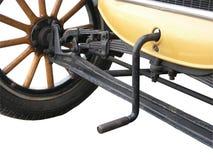 Ursprünglicher Starter-Motor Stockbild