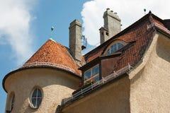Ursprüngliches Dach Lizenzfreies Stockfoto