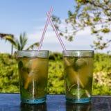 Ursprüngliches kubanisches mojito Lizenzfreie Stockfotos