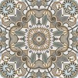 Ursprüngliches nahtloses Muster Paisleys Stockfoto