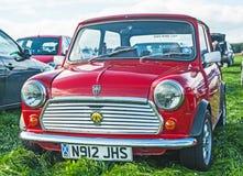 Ursprüngliches britisches Mini Stockfotos
