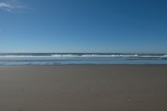 Ursprunglig strand i nordliga Kalifornien Royaltyfri Bild