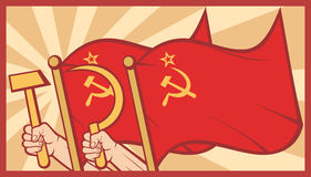 URSS Imagens de Stock