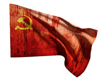 Urss flag Royalty Free Stock Photo