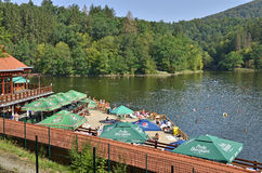 Ursu lake Stock Photography