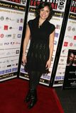 Ursula Taherian at the Pan African Film Festival Premiere of 'Layla'. Culver Plaza Theatre, Culver City, CA. 02-13-09 Stock Image