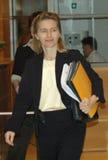 Ursula von der Leyen Lizenzfreie Stockbilder
