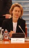 Ursula von der Leyen Stock Photos