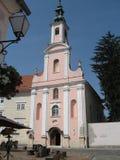 Ursuline教会 库存图片