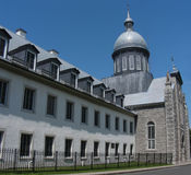 ursuline klasztoru Zdjęcia Royalty Free