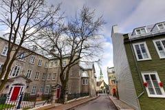Ursulines of Quebec City Stock Image