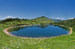 Ursulovacko Lake Royalty Free Stock Images