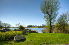 Urswick Tarn in Cumbria Stock Photography