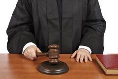 Urteilsspruch Lizenzfreies Stockfoto