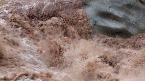 Urubamba-Fluss stock footage