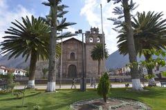 Urubamba, Peru Obrazy Stock