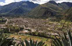 Urubamba - Peru - South America Royalty Free Stock Photo