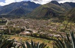 Urubamba - Peru - South America Royalty Free Stock Photo