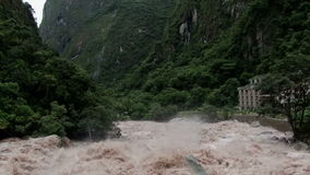Urubamba River Stock Photography