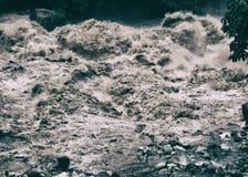 Urubamba rzeki Święta dolina Peru 3 d formie wymiarowej Amerykę wspaniałą na południe ilustracyjni trzech bardzo zdjęcia royalty free