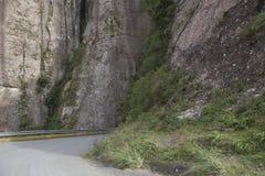 Serra do Corvo Branco road