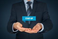 Uruchomienie biznes Zdjęcie Stock