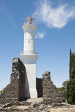 Uruguay - Colonia Del Sacramento - Lighthouse Stock Photo