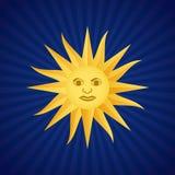 Uruguay design Stock Image
