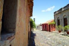 Uruguay Old Street Stock Photos