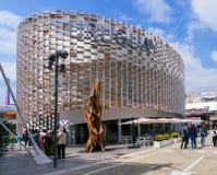 Uruguay-Pavillon an Ausstellung 2015, Mailand Lizenzfreie Stockfotografie