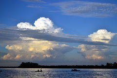 Uruguay River Stock Image