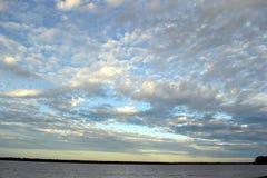 Uruguay River Royalty Free Stock Image