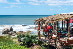 Uruguay, Rocha, Punta del Diablo Royalty Free Stock Photography