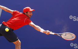 Uruguayan tennis player Pablo Cuevas Stock Image
