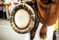 Urumi melam drums Stock Images