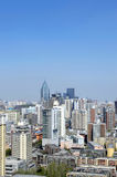Urumqi city building Royalty Free Stock Images